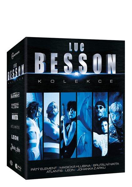 Kolekce Luc Besson 6 Blu-ray, Doprava zdarma