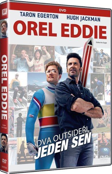 DVD Orel Eddie - Dexter Fletcher