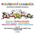 Pohádkoví kamarádi Zdeňka Smetany 3 CD
