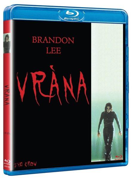 Vrána Blu-ray - Alex Proyas