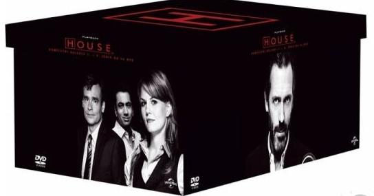 Dr. House kompletní kolekce 46 DVD, Doprava zdarma