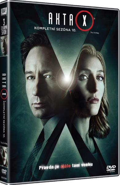 Akta X - 10. sezóna Kolekce 3 DVD
