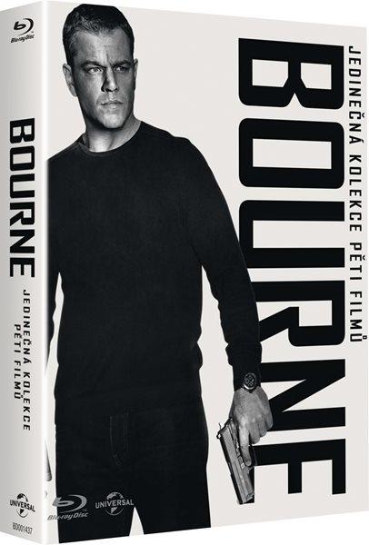 Bourneova kompletní kolekce 6 Blu-ray