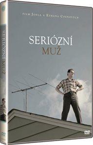 DVD Seriózní muž