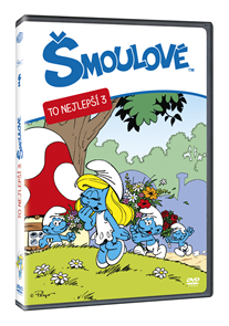 DVD Šmoulové - To nejlepší 3