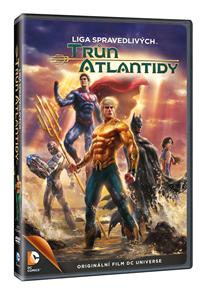DVD DCU: Liga spravedlivých: Trůn Atlantidy