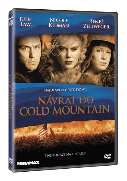 DVD Návrat do Cold Mountain - 13x19 cm
