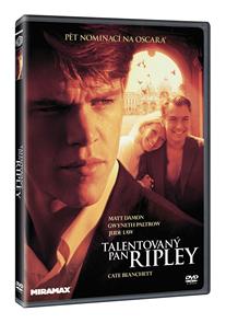 DVD Talentovaný pan Ripley