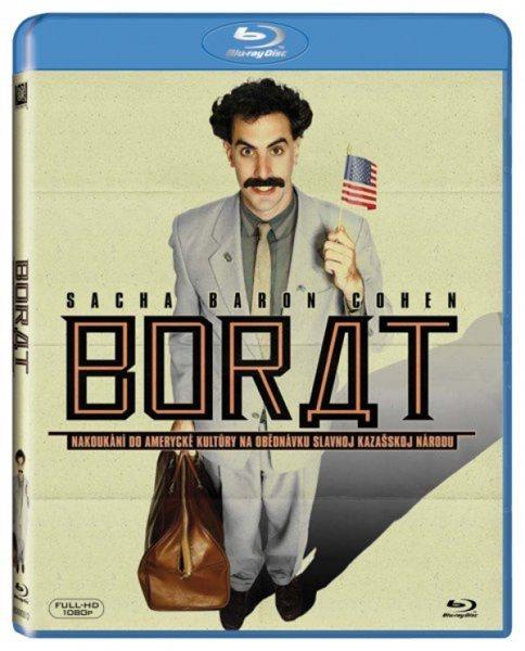 Borat: Nakoukání do amerycké kultůry na obědnávku slavnoj kazašskoj národu Blu-ray - Larry Charles - 13x17 cm