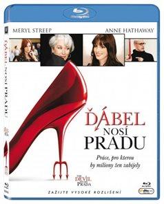 Ďábel nosí Pradu Blu-ray