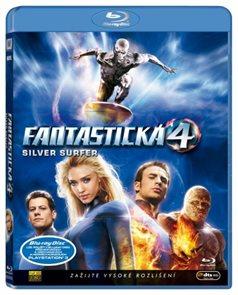 Fantastická čtyřka a Silver Surfer Blu-ray