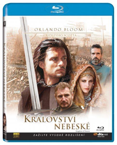 Království nebeské Blu-ray - Ridley Scott - 13x17 cm