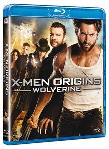 X-Men Origins: Wolverine Blu-ray