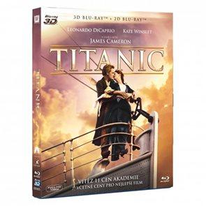 Titanic Blu-ray 3D + 2D