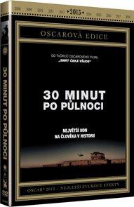 DVD 30 minut po půlnoci