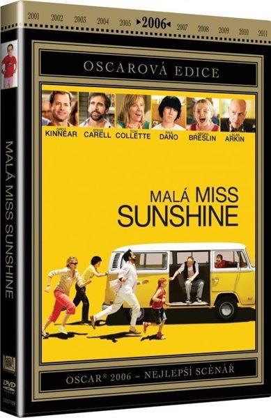 DVD Malá Miss Sunshine - Jonathan Dayton - 13x19 cm