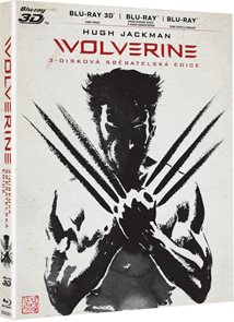 Wolverine Blu-ray 3D + 2D