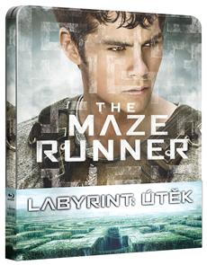Labyrint: Útěk Blu-ray Steelbook