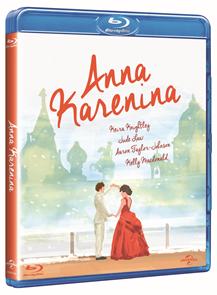 Anna Karenina Blu-ray