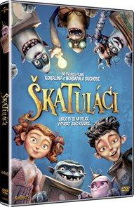 DVD Škatuláci