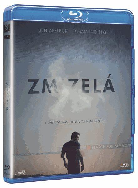 Zmizelá Blu-ray - David Fincher - 13x17 cm