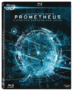 Prometheus Blu-ray 3D + 2D