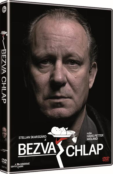 DVD Bezva chlap - Hans Petter Moland - 13x19 cm
