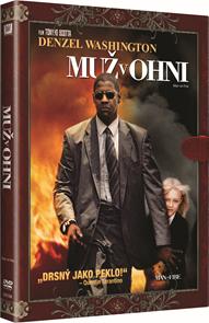 DVD Muž v ohni