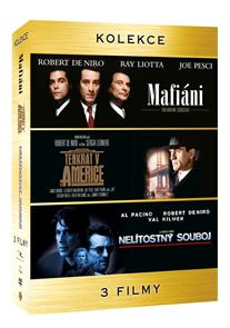 5 DVD Mafiáni, Tenkrát v Americe, Nelítostný souboj