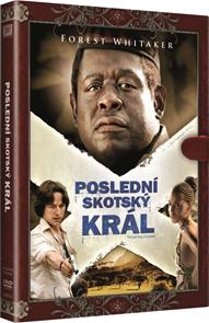 DVD Poslední skotský král