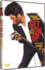 DVD Get on Up: Příběh Jamese Browna