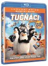 Tučňáci z Madagaskaru 3D+2D Blu-ray