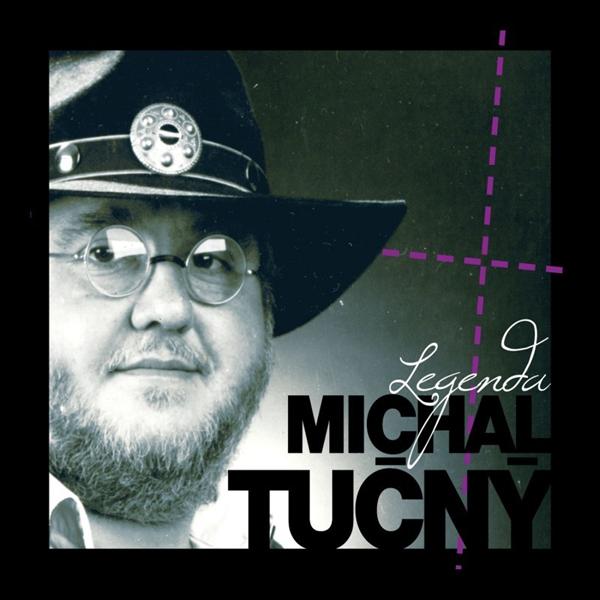 CD Michal Tučný - Legenda - Tučný Michal - 13x14 cm