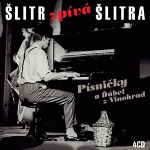 CD Šlitr zpívá Šlitra - Písničky a Ďábel z Vinohrad