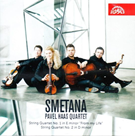 CD Pavel Haas Quartet - Smetana