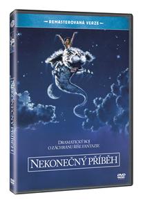DVD Nekonečný příběh ( remasterovaná verze )