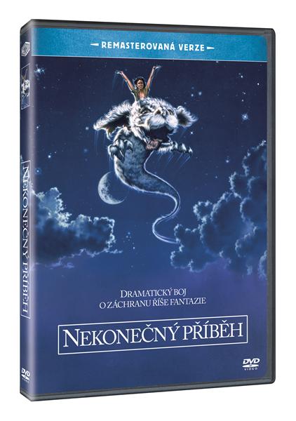 DVD Nekonečný příběh ( remasterovaná verze ) - Wolfgang Petersen - 13x19 cm