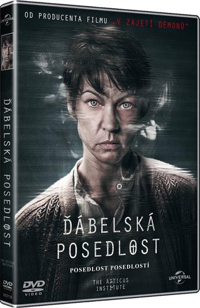 DVD Ďábelská posedlost - Chris Sparling - 13x19 cm