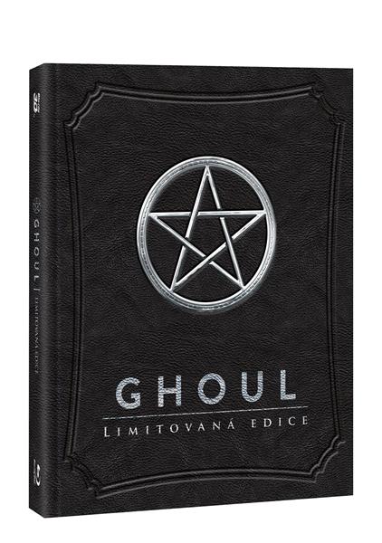Ghoul Blu-ray ( 2D+3D ) - Petr Jákl ml. - 13x17 cm