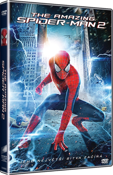 DVD Amazing Spider Man 2 - Marc Webb - 13x19 cm