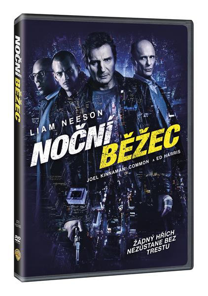 DVD Noční běžec - Jaume Collet-Serra - 13x19 cm