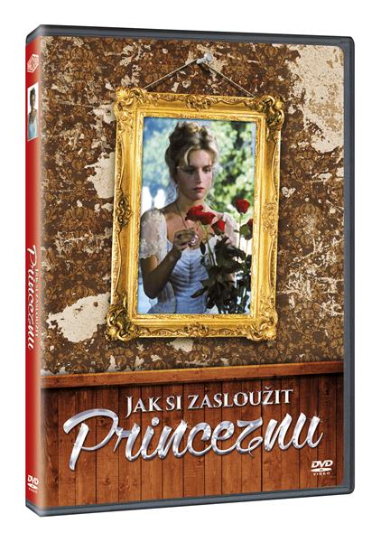 DVD Jak si zasloužit princeznu - Jan Schmidt - 13x19 cm