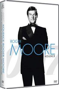 DVD James Bond - kolekce Roger Moore