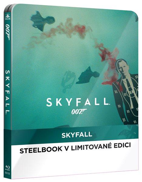 Skyfall Blu-ray - Sam Mendes - 14x17 cm