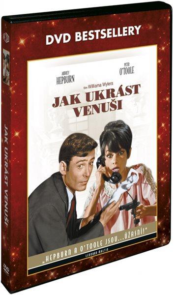 DVD Jak ukrást Venuši - William Wyler - 13x19 cm