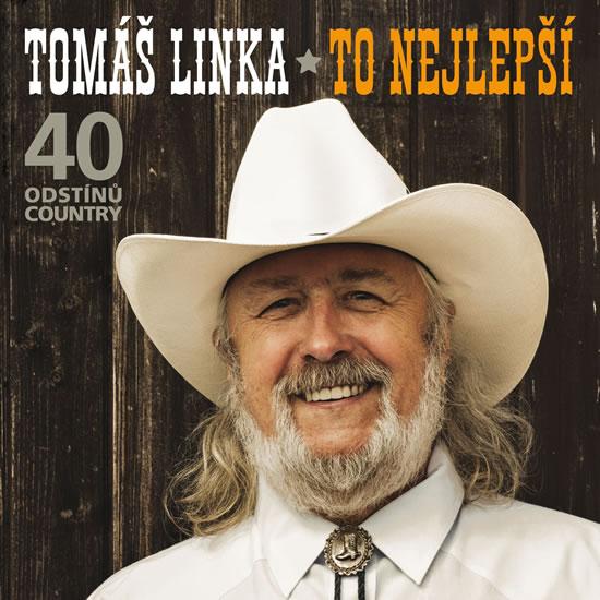 CD Tomáš Linka - To nejlepší - Linka Tomáš - 14x13 cm