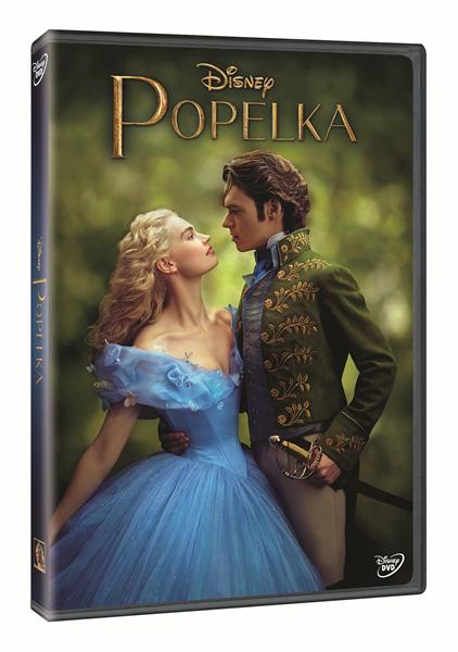 DVD Popelka - Kenneth Branagh - 13x19 cm