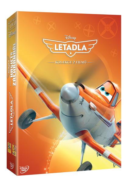 DVD Letadla kolekce - 13x19 cm