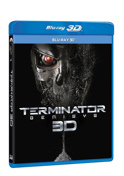 Terminator Genisys Blu-ray 3D - Alan Taylor - 13x17 cm