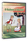 DVD O Kubovi a Stázině